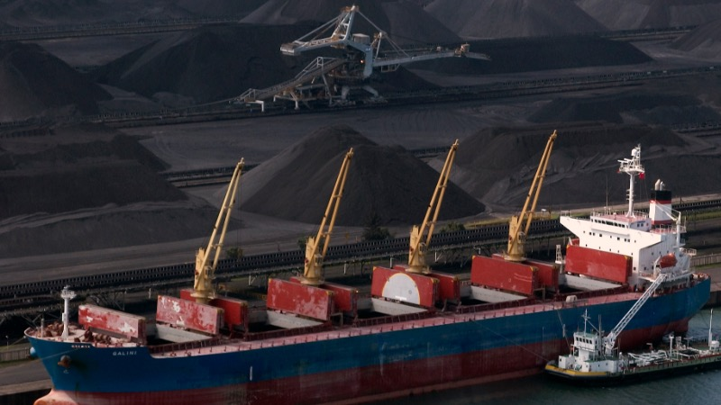 Richards Bay Coal Terminal completed a ZAR1.34B (US$98M) machinery upgrade