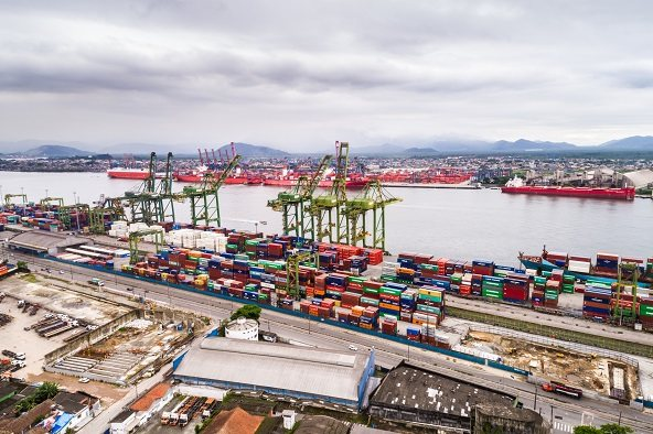 Brazil's Ports Struggling to Cope with Demand