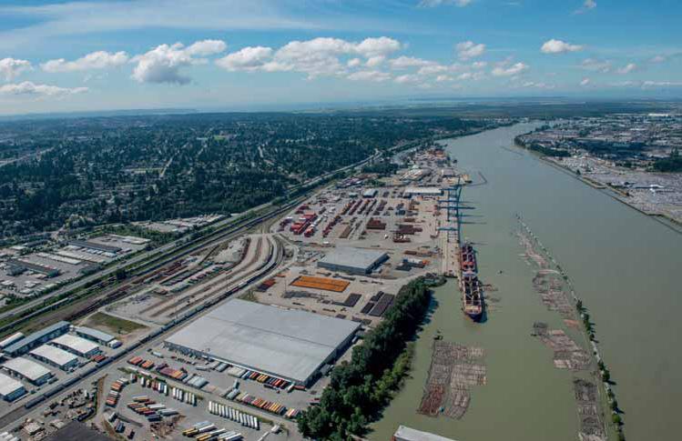 Canada finally gets new coal export terminal