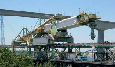 Spain's Duro Felguera (DF) supplies coal handling equipment