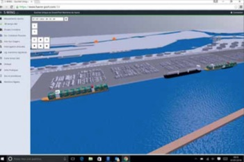 Le Havre further develops port software package S-WiNG©