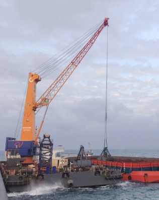 Konecranes wins repeat order from Winning Logistics Company for two floating cranes