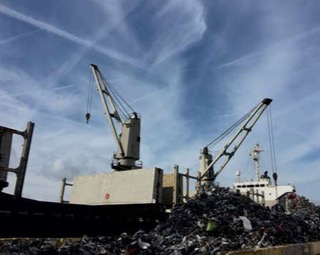 Sims Metal Management and Peel Ports launch first scrap metal facility at London Medway