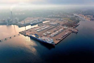 Port of Kiel acquires property and warehouse at the Ostuferhafen