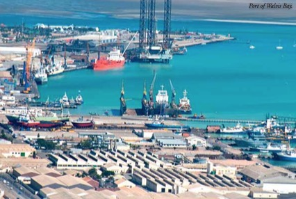 Namport upgrades rail access to Walvis Bay