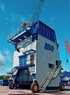 DOCKSOLID biomass hoppers for ABP as Buttimer launches equipment brand