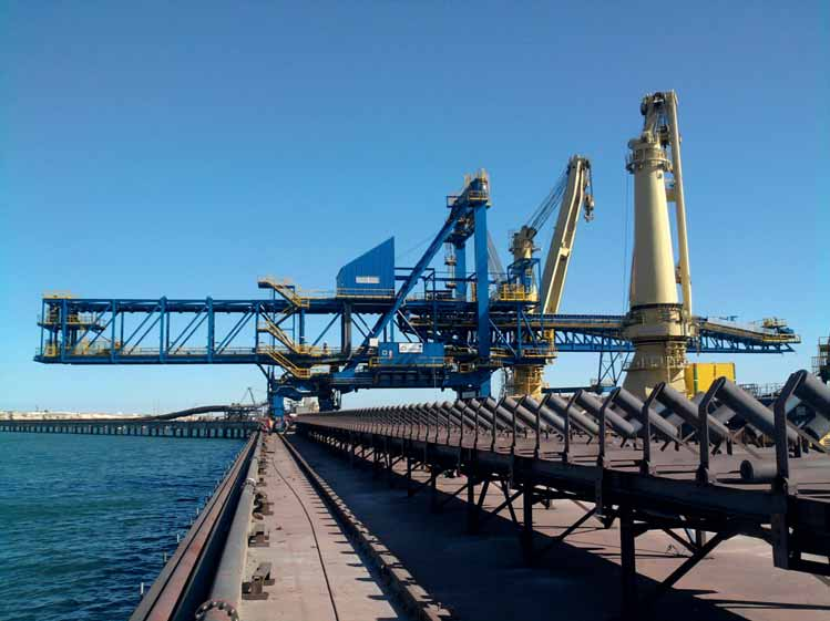 Tenova TAKRAF awarded contracts from Mauritania