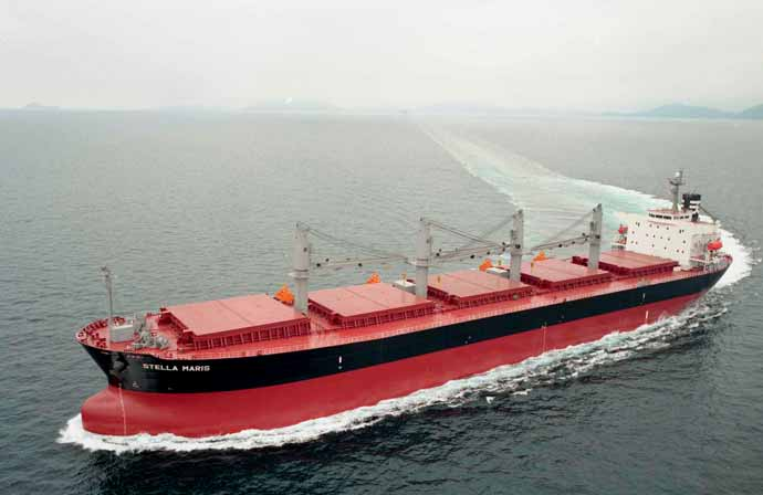 Handymax bulkers still a popular choice