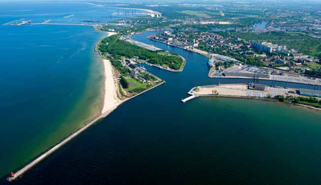 Privatization in Poland's largest seaport