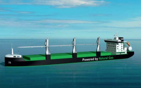 MacGregor equipment packages ordered for ESL's new eco-bulker duo