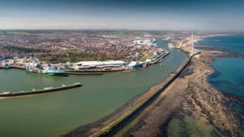 Positive financial figures: a boost for Port of Blyth