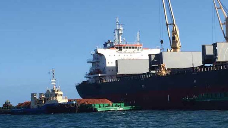 Australia's Metro Mining ships first consignment of bauxite to China