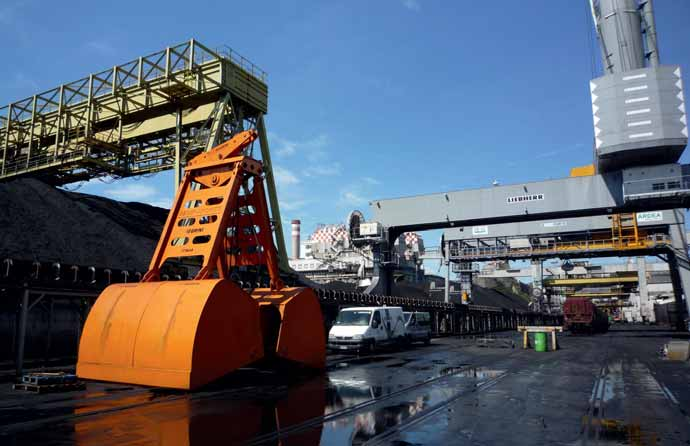 Buckets of steel Buckets of steel: bulk handling grabs bulk handling grabs