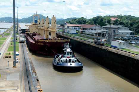 Panama Canal expansion coming, ready or not