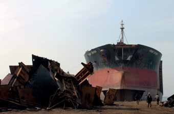Ship buyer asks EC to reconsider beaching as recycling option