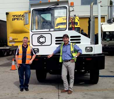 Big Lift Trucks: main Australia dealer for Capacity of Texas