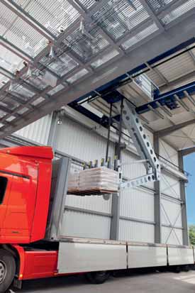 HAVER & BOECKER unveils high-speed direct truck-loading unit