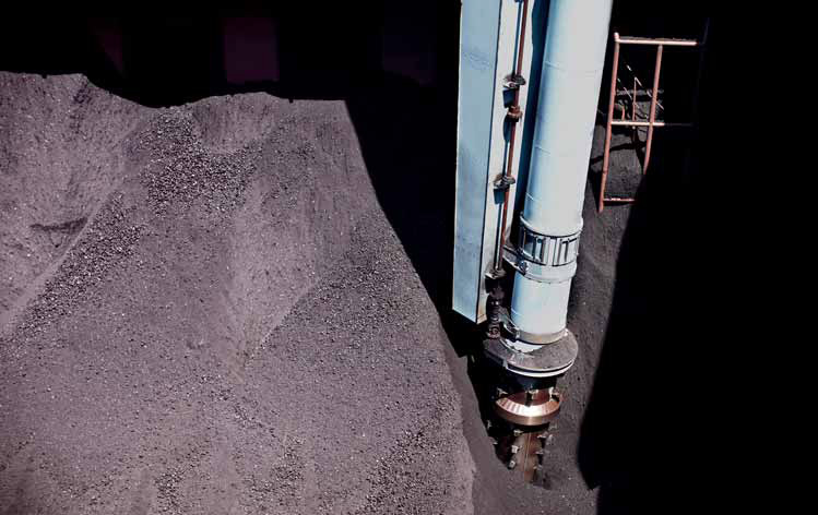 Unloader that handles coal AND biomass - Siwertell's flexible unloaders make good commercial sense