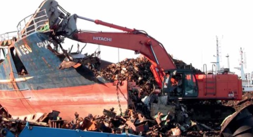 Importance of sustainable ship recycling in a volatile industry