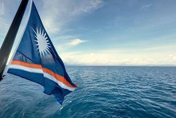 Marshall Islands Registry: third largest in the world