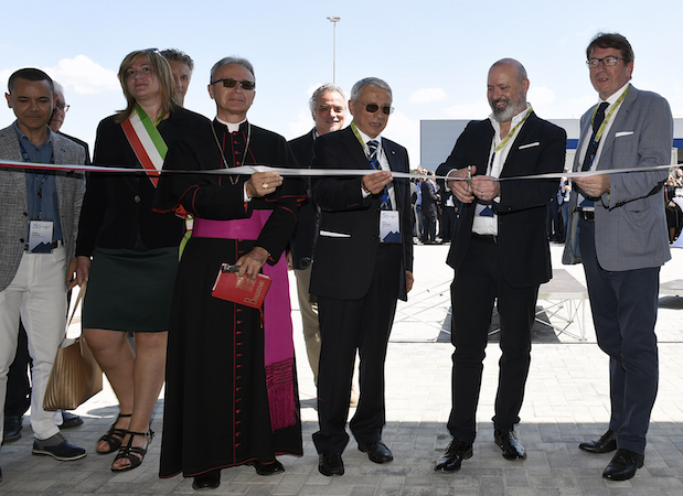 On June 15th, WAMGROUP of Ponte Motta di Cavezzo, Modena, Italy, inaugurated its new Technology Centre.