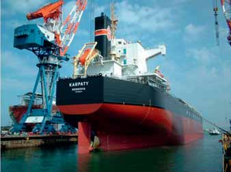 Polish Register of Shipping keeps vessel and crew safety firmly at the forefront