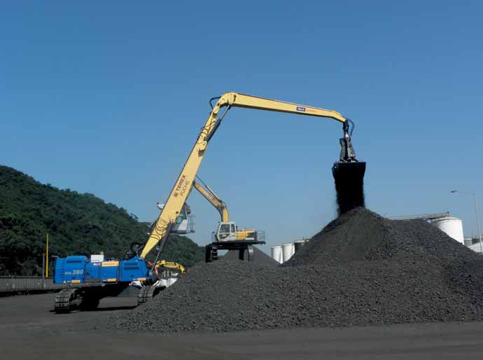 Keeping coal on the move - coal handling systems and technologies