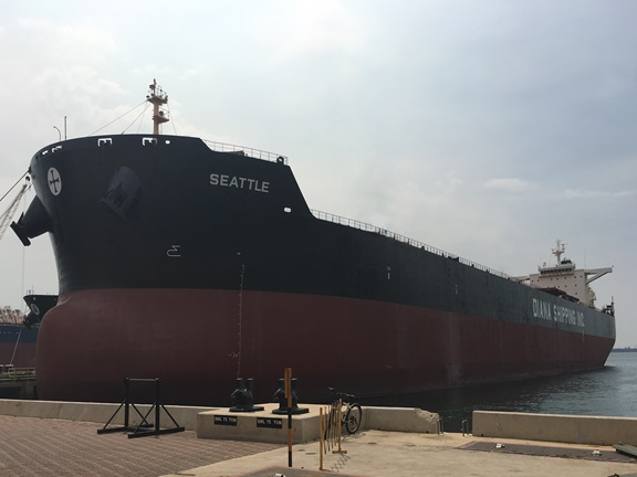 Diana Shipping Inc. Announces Time Charter Contract for m/v Seattle with Koch