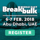 Beak Bulk Middle East 2018