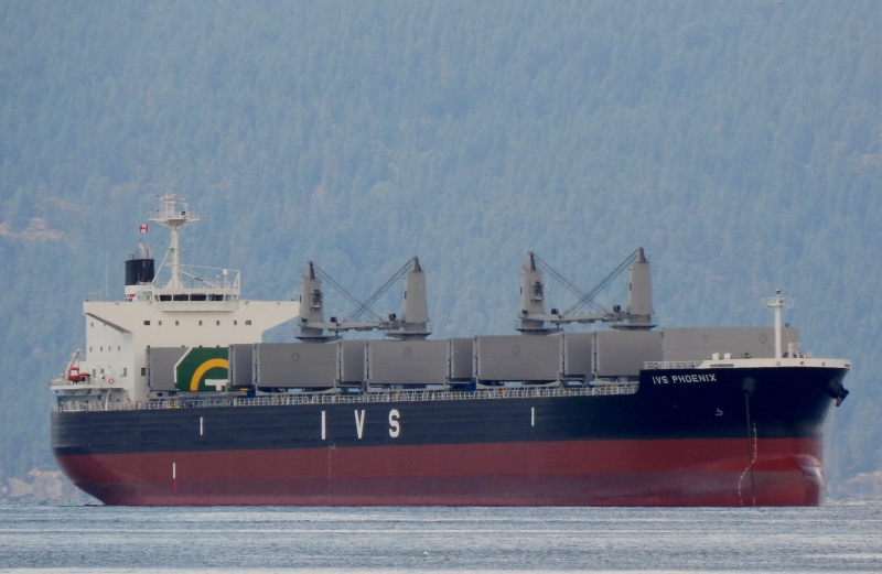 Grindrod Shipping announces further extension of IVS Bulk fleet