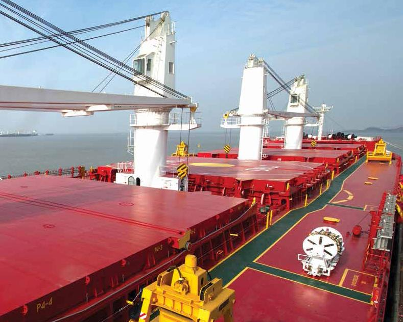 Scorpio Bulkers announces sale and leaseback of seven dry